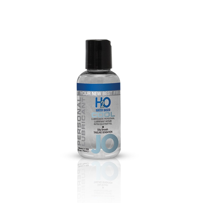 JO H2O Cool 2.5oz. Water Based Lubricant
