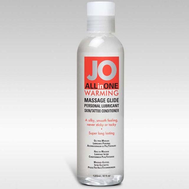 JO Massage Glide Warming 4.5oz