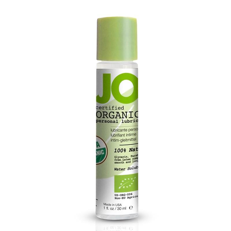 JO Organic Lubricant (Travel Size) 1 fl.oz.