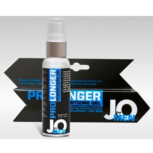 JO Prolonger Desensitizing Spray 4oz.