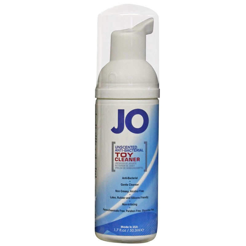JO Toy Cleaner 1.7oz Travel Size