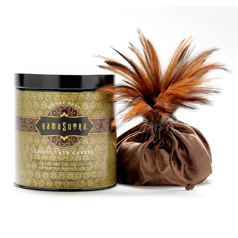 Kama Sutra Honey Dust Chocolate Caress 8oz