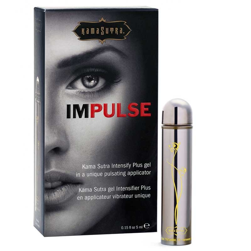 Kama Sutra Impulse Female Intensifying Gel 0.15 fl oz