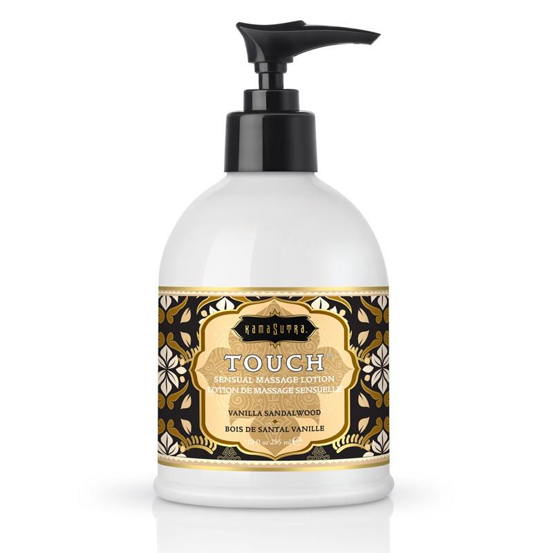 Kama Sutra Massage Lotion Vanilla Sandalwood 10 fl oz