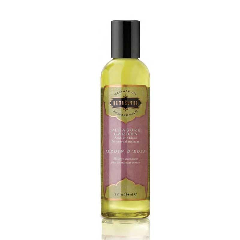 Kama Sutra Massage Oil Pleasure Garden 8 fl oz