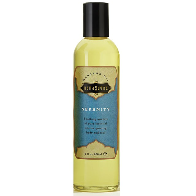 Kama Sutra Massage Oil Serenity 8 fl oz