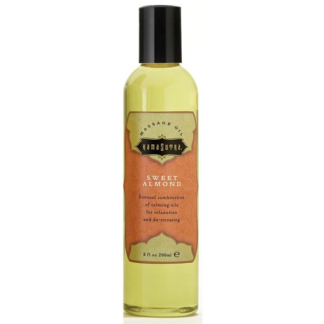 Kama Sutra Massage Oil Sweet Almond 8 fl oz