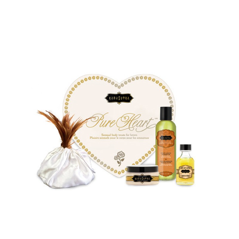 Kama Sutra Pure Heart Gift Box