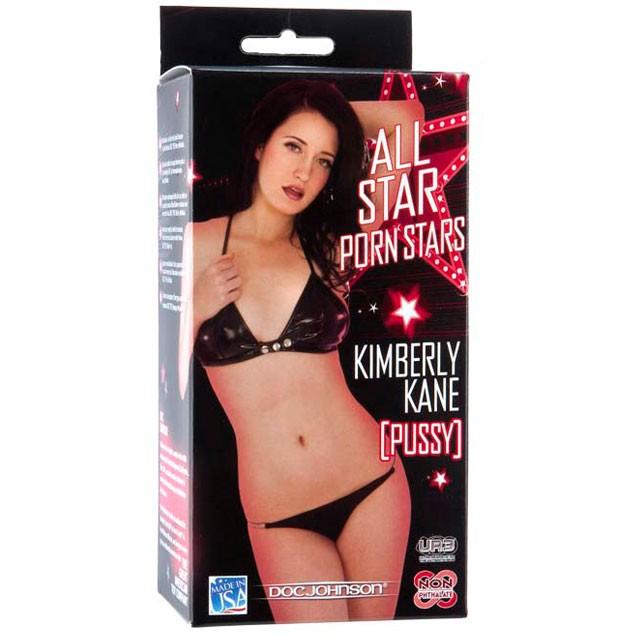 Kimberly Kane Ur3 Pocket Pussy