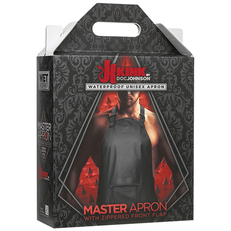 Kink Wet Works Master Apron Black