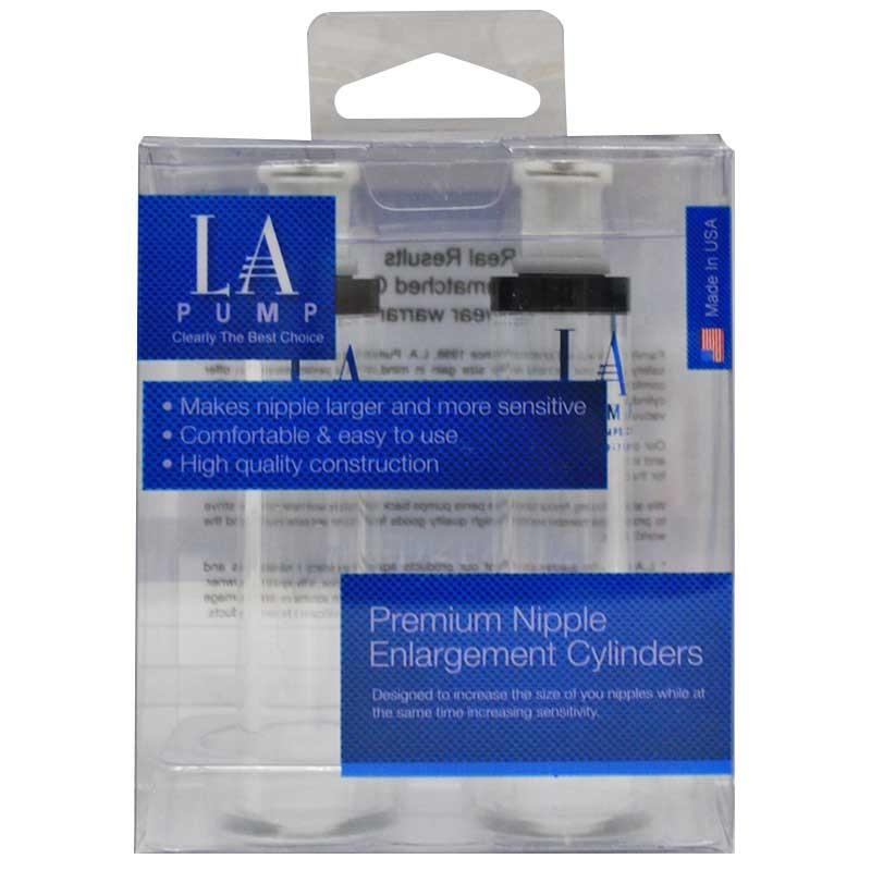 LA Pump Nipple Cylinders 1.0in
