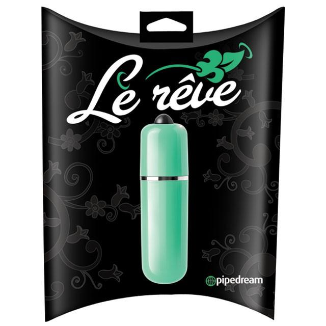 Le Reve 3-Speed Bullet Green