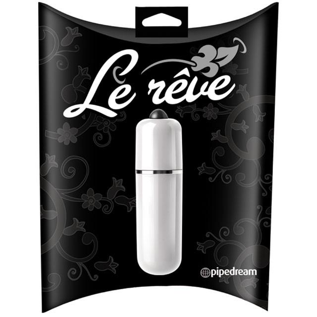 Le Reve 3-Speed Bullet White