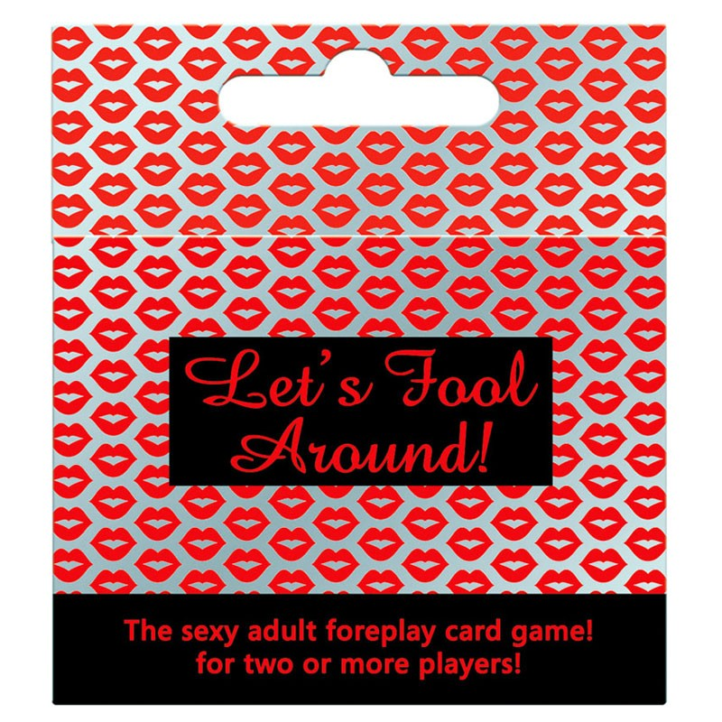 Lets Fool Around - Foreplay Card Game