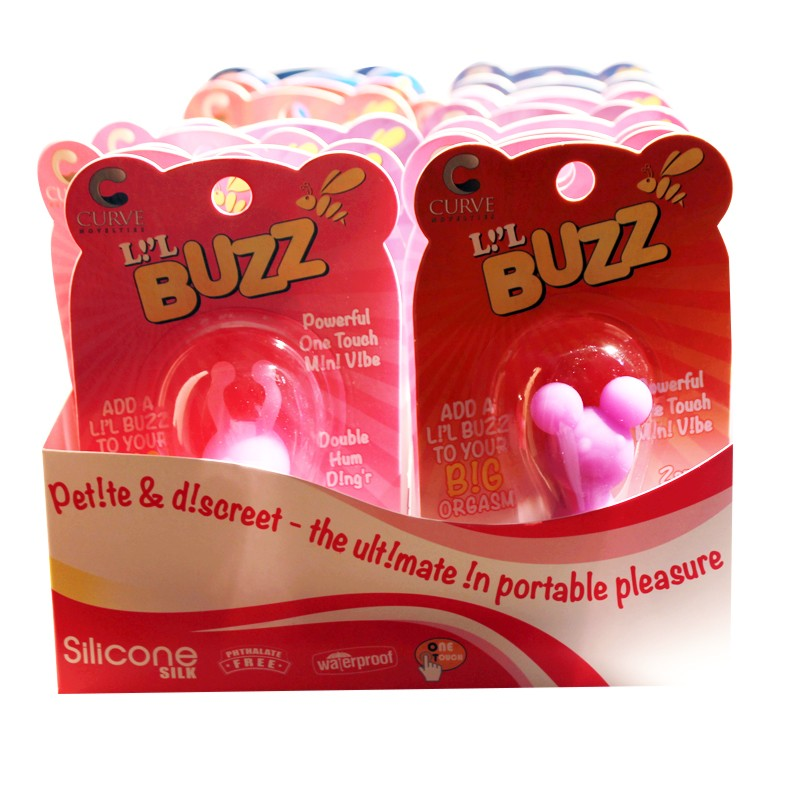 Li'l Buzz Dp 20pc(2 of each)