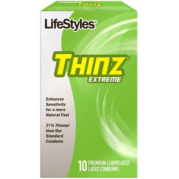 LifeStyles Thinz Extreme (10)