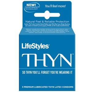 Lifestyles Thyn Condoms (3)