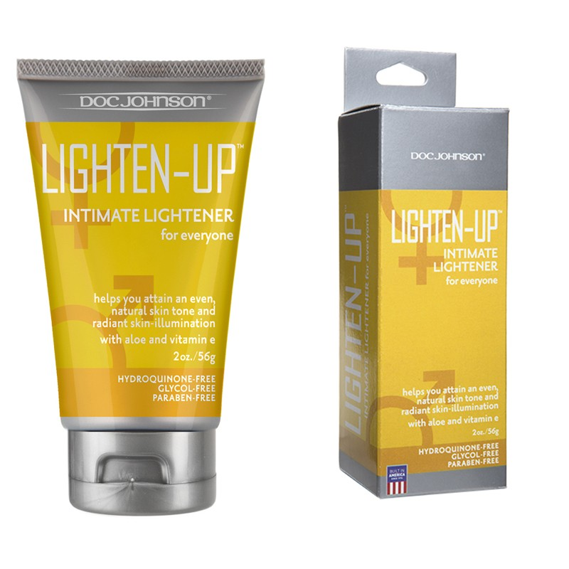 Lighten Up Anal Lightener 2oz Bulk