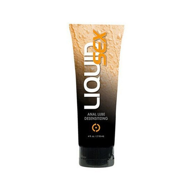 Liquid Sex Desensitizing Anal Lube, 4 oz. (113 g) Tube