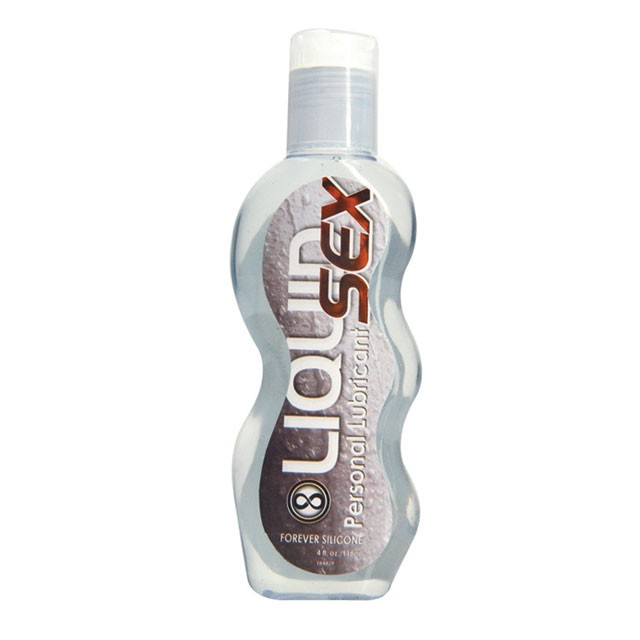 Liquid Sex Forever Silicone Lubricant 4 fl oz