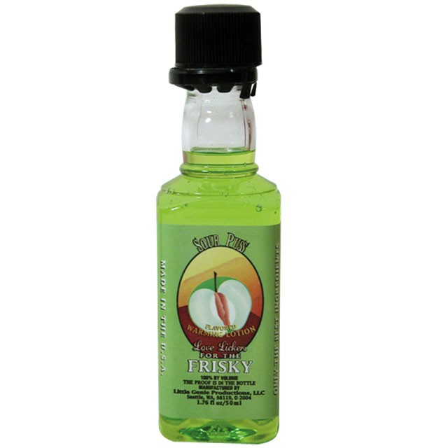 Love Lickers Sour Puss Green Apple 1,76 fl oz.