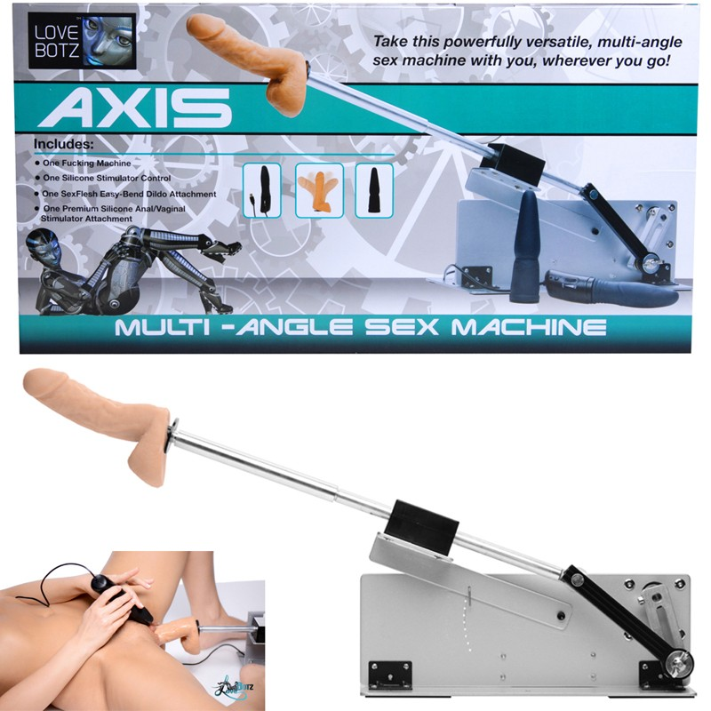 LoveBotz Axis Multi-Angle Sex Machine