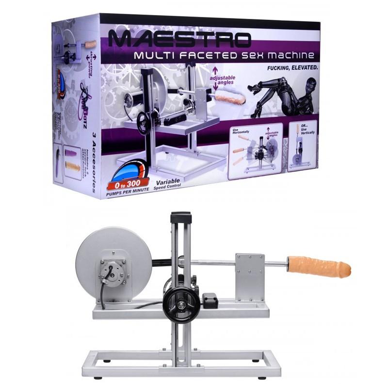 LoveBotz Maestro Sex Machine