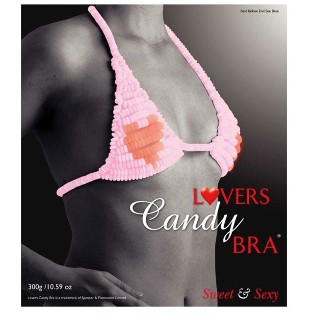 Lover's Candy Bra