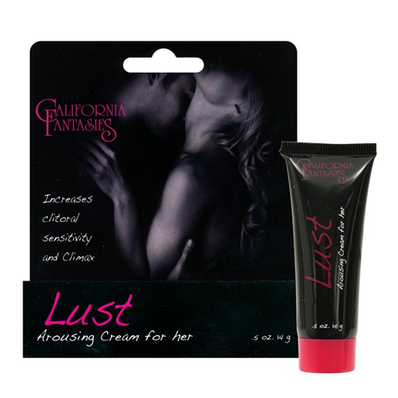 Lust Arousing Cream for Her .5oz Tube Boxed