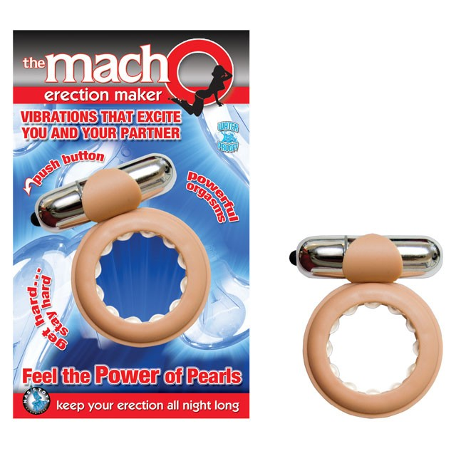 Macho Erection Maker (White)