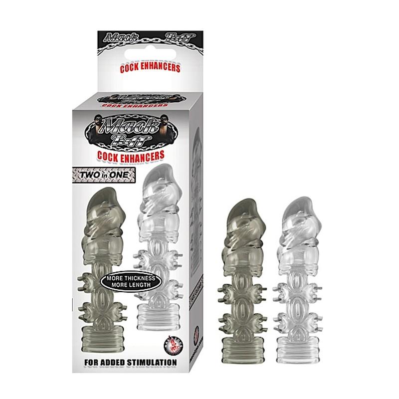 Mack Tuff Cock Enhancers-Smoke&Clear