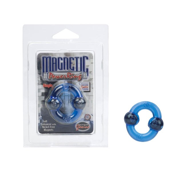 Magnetic Power Ring - Single - Blue
