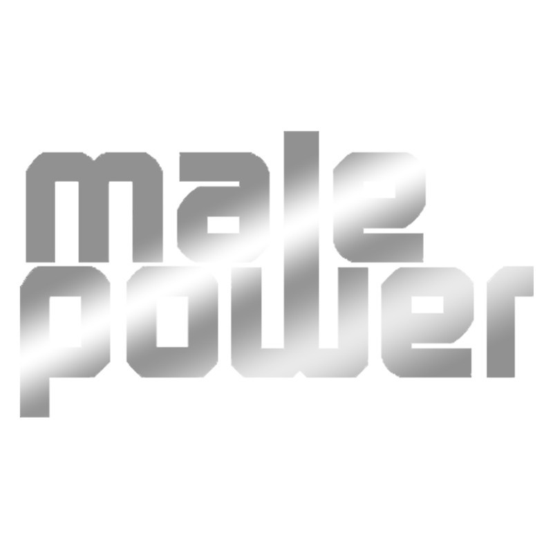 Male Power New Item Silver 2016