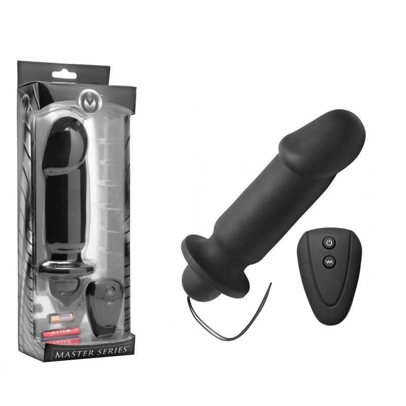 Masters Cock Control 10X Silicone Plug