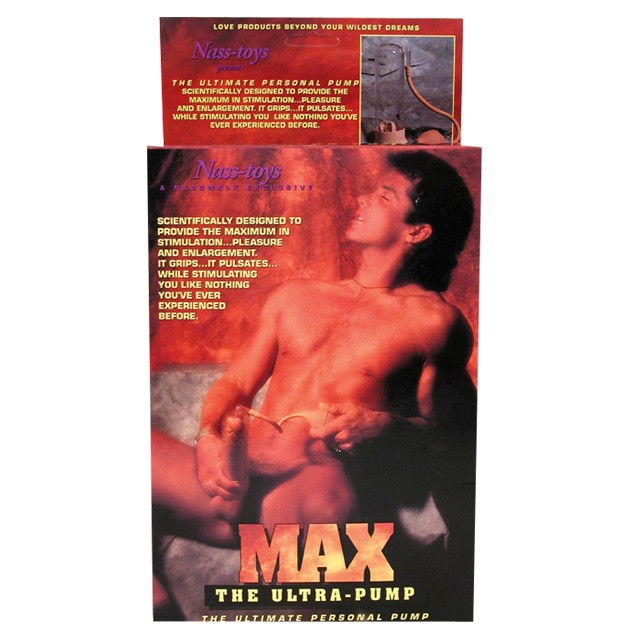 Max: The Ultra-Pump