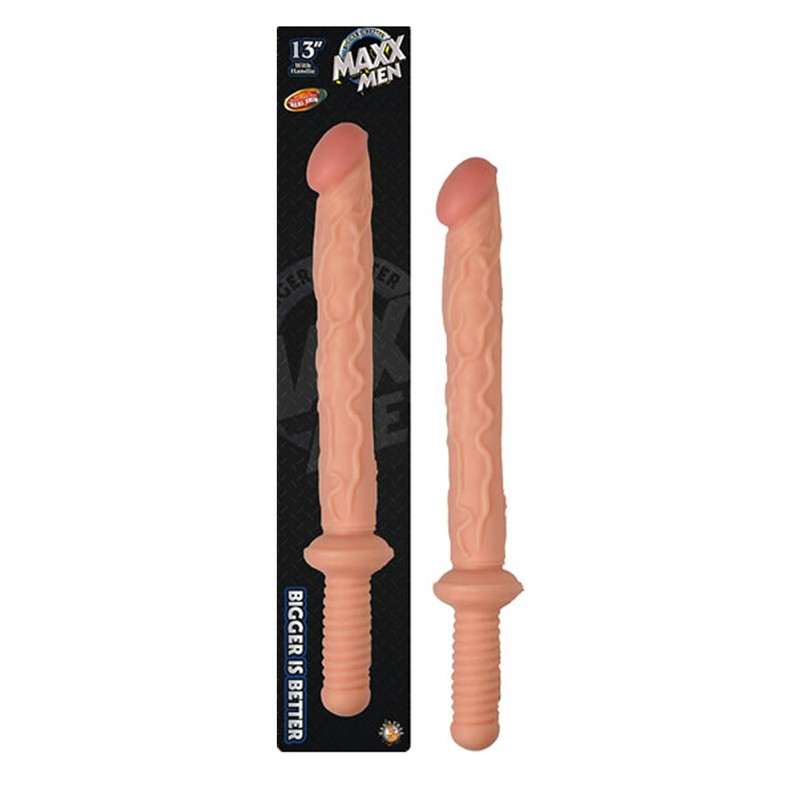 Maxx Men 13in With Handle Flesh