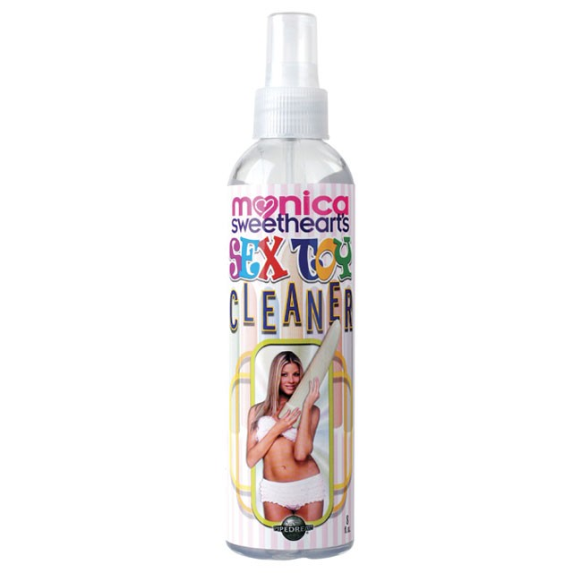 Monica Sweethearts Sex Toy Cleaner 4 oz.