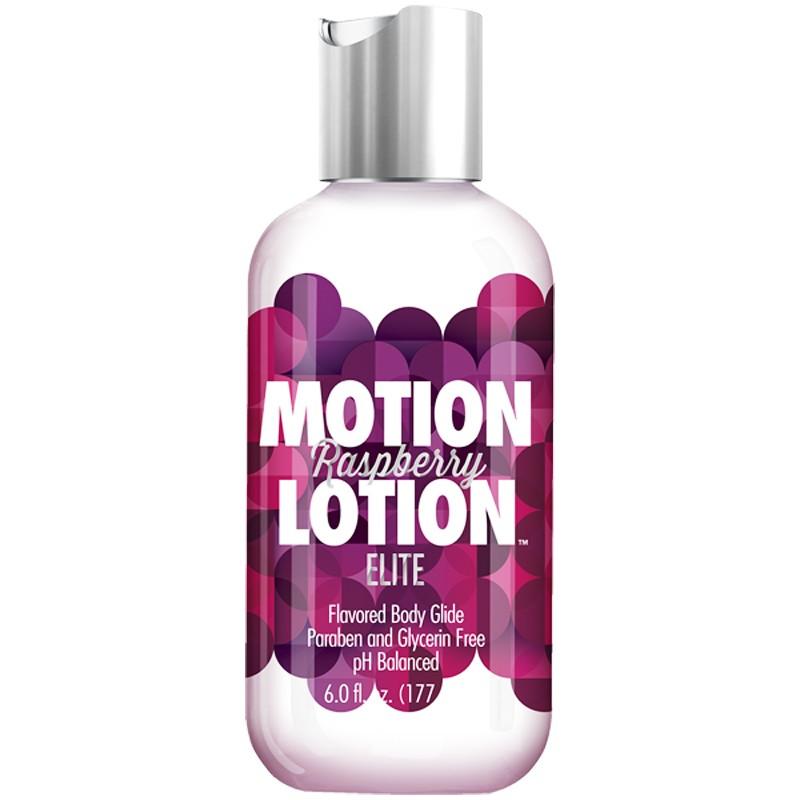 Motion Lotion Elite 6oz Raspeberry-Bulk