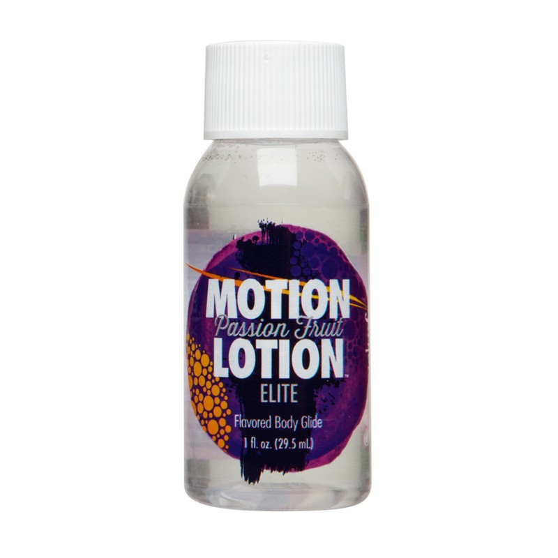 Motion Lotion Elite - Passion Fruit 1oz. Passion Fruit