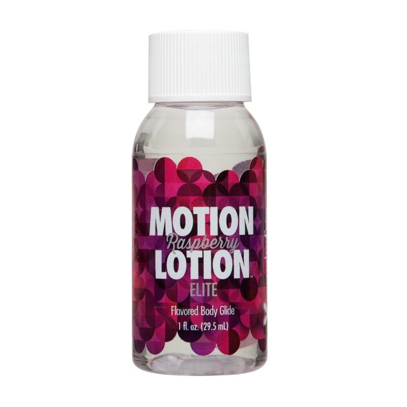 Motion Lotion Elite - Raspberry 1oz. Raspberry
