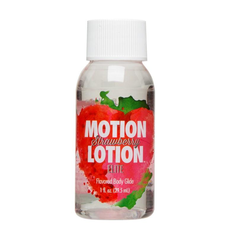 Motion Lotion Elite - Strawberry 1oz. Strawberry