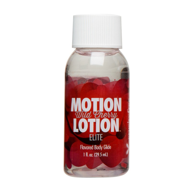 Motion Lotion Elite - Wild Cherry 1oz. Wild Cherry