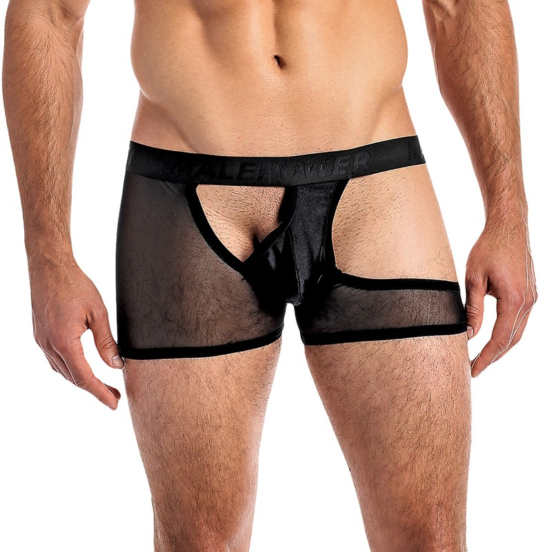 MP Half Moon Short Black Medium