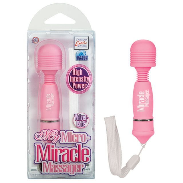 My Micro-Miracle Massager - Pink