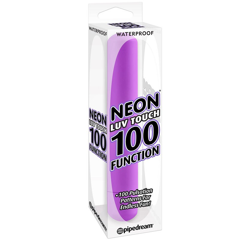 Neon 100 Function Vibe - Purple