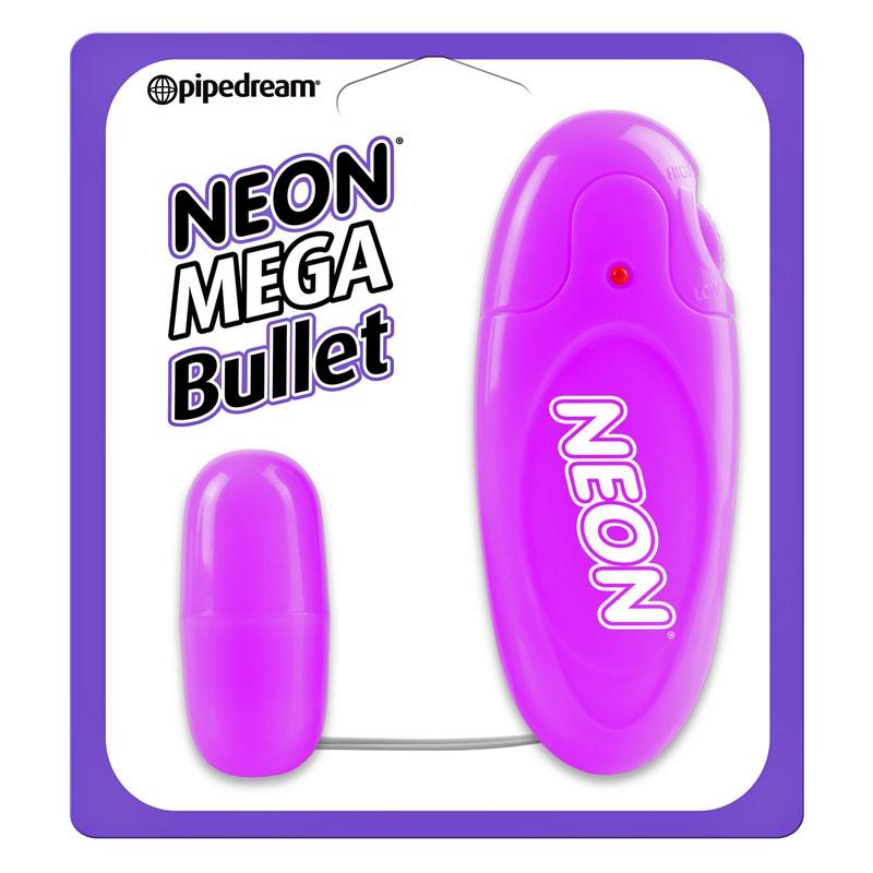 Neon Bullet - Purple