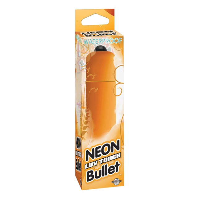 Neon Luv Touch Bullet Orange