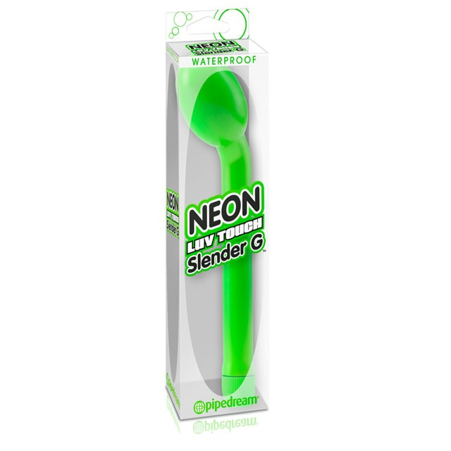 Neon Luv Touch Slender G Green