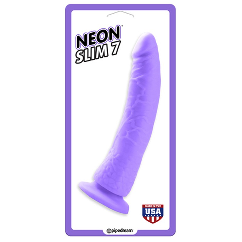 Neon Slim 7  Purple