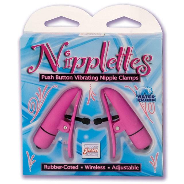 Nipplettes - Pink